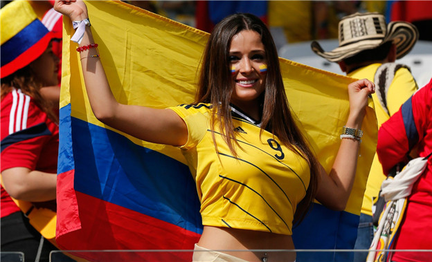 Top 10 Hottest Female Football Fans This World Cup - HOT pics ...