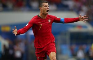 Cristiano Ronaldo best players in the FIFA World Cup so far- Round 1