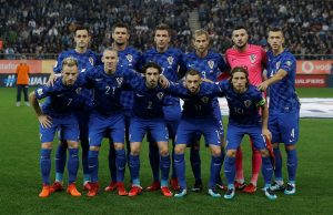 Croatia squad World Cup 2018