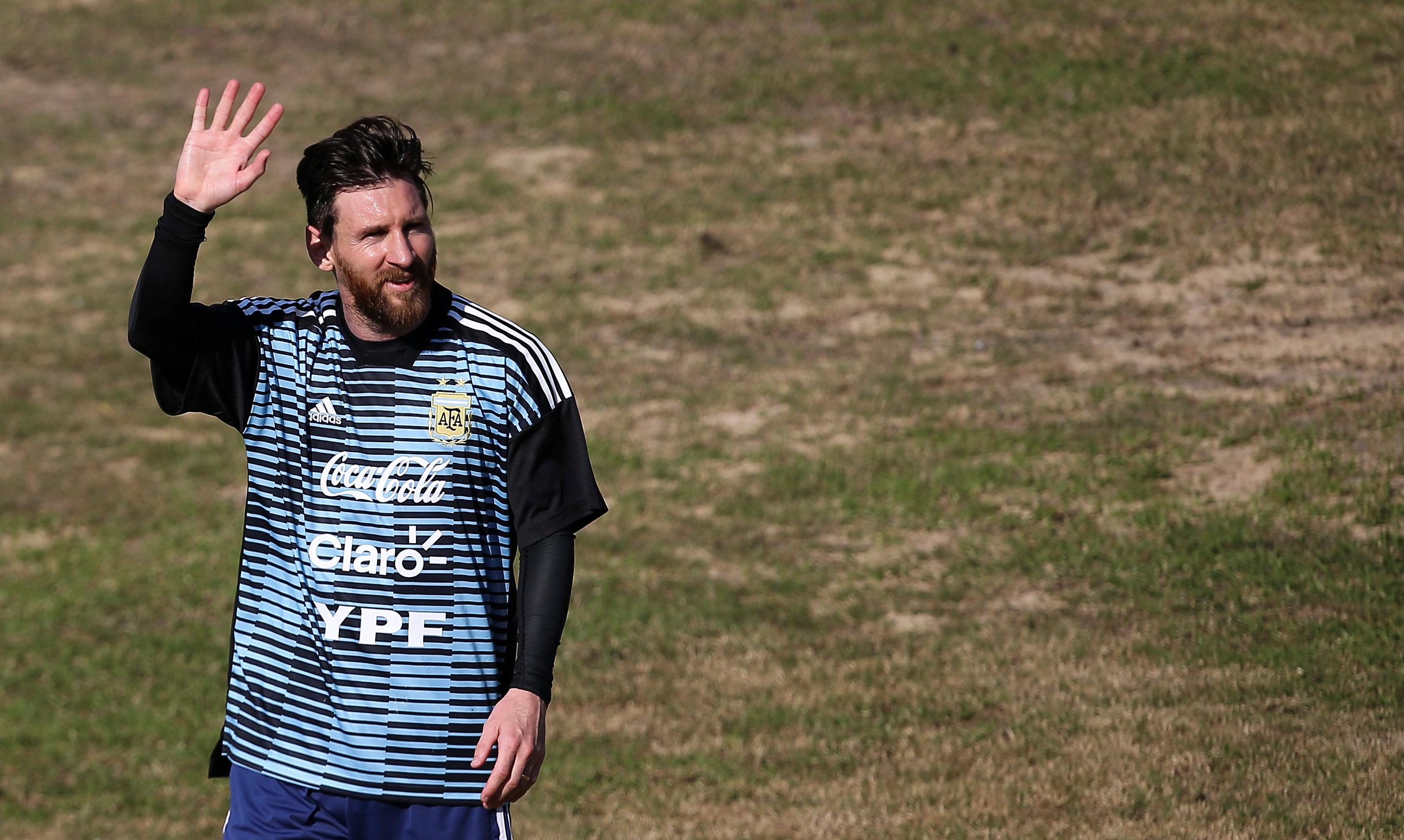 FIFA World Cup 2018 Bracket Prediction Argentina Messi