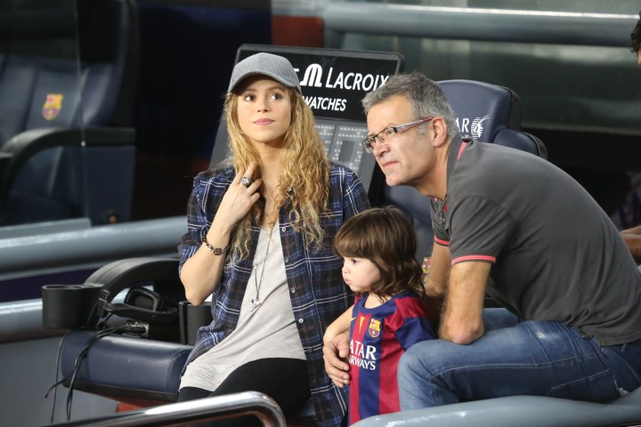 Hottest wives of the Soccer World Cup 2018 Shakira