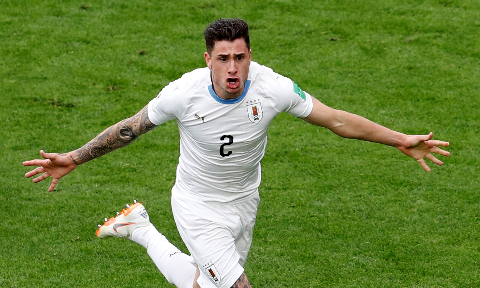 Jose Gimenez best players in the FIFA World Cup so far- Round 1