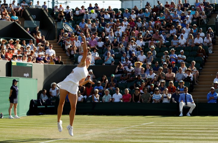 Maria Sharapova How To Watch Wimbledon Live Online Free