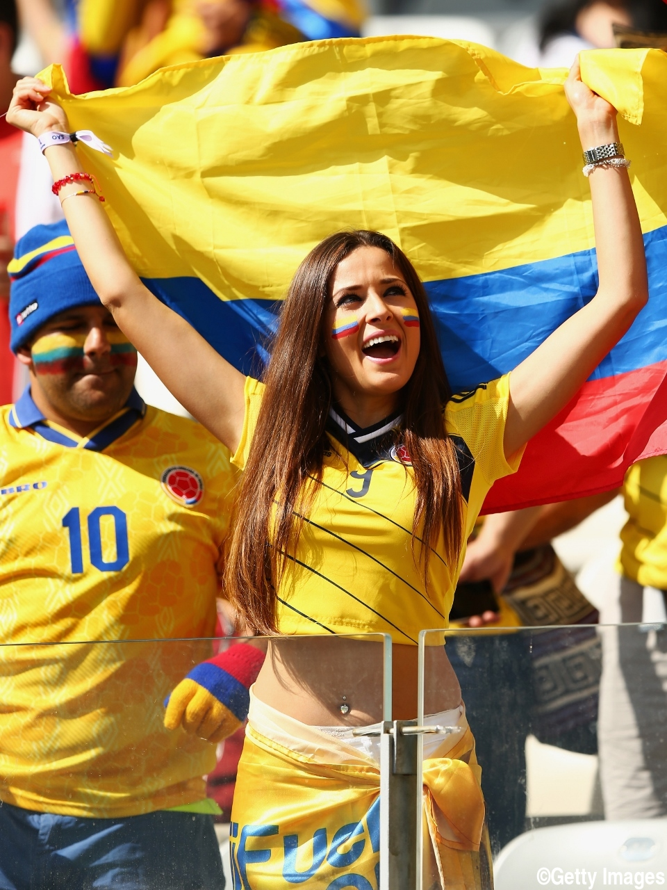 Photos Of Hot Female Fans In World Cup 2018 - All The Hottest Female Fans-3774