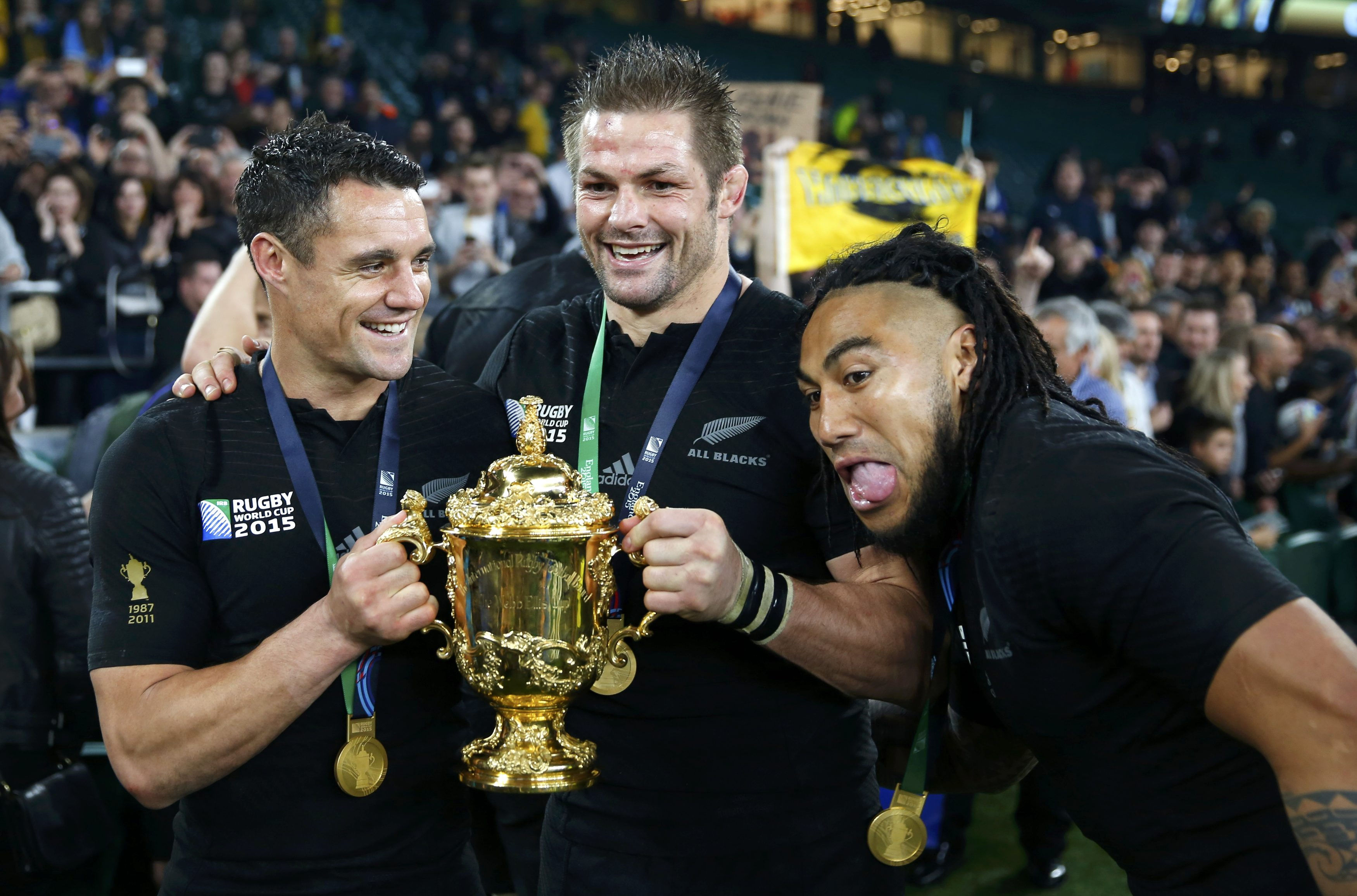 Rugby World Cup Most iconic trophies across different sports