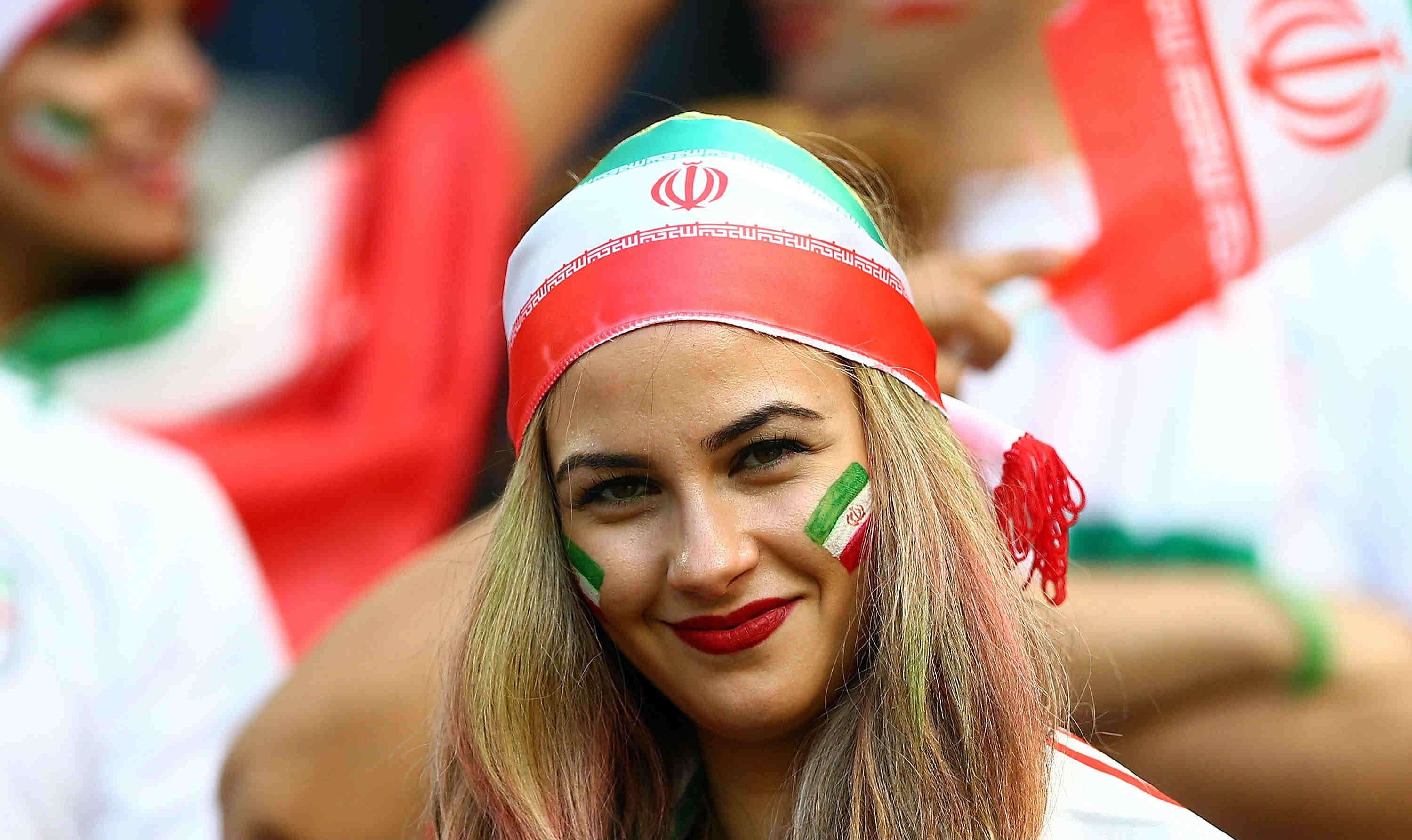 World Cup Teams With The Sexiest Football Fans Iran