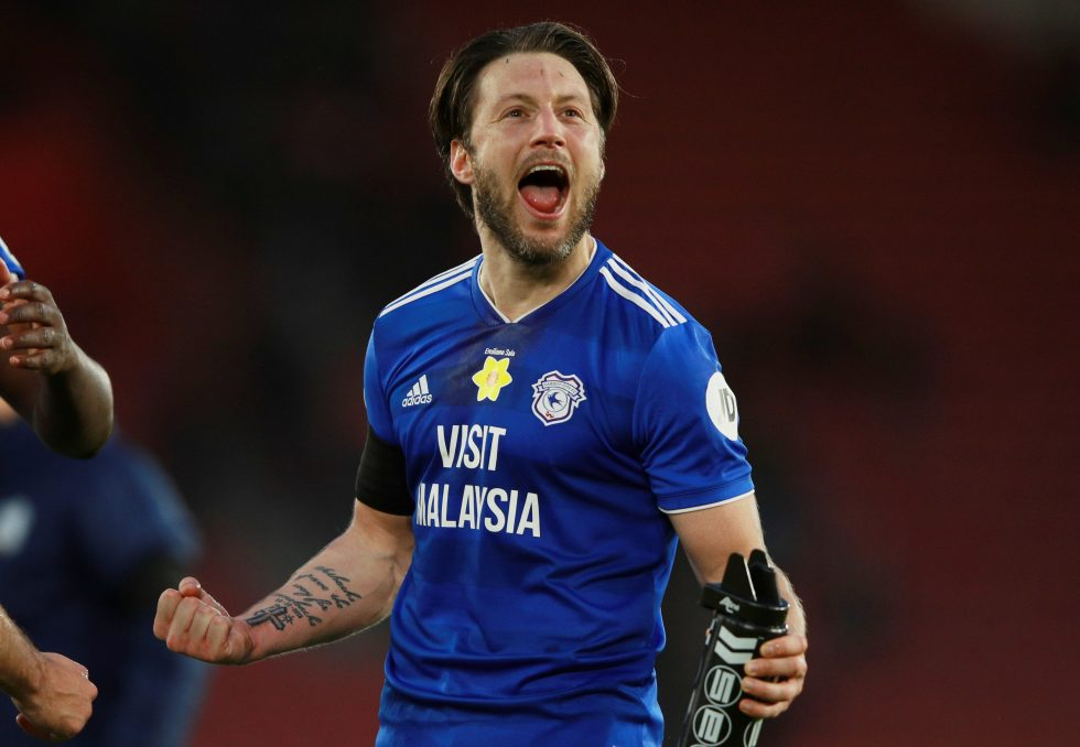 Cardiff City highest paid player 2019- Arter