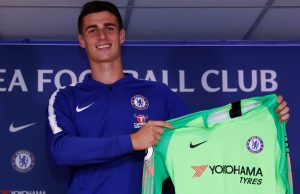 Kepa is one of the Chelsea Most Expensive Signings Ever