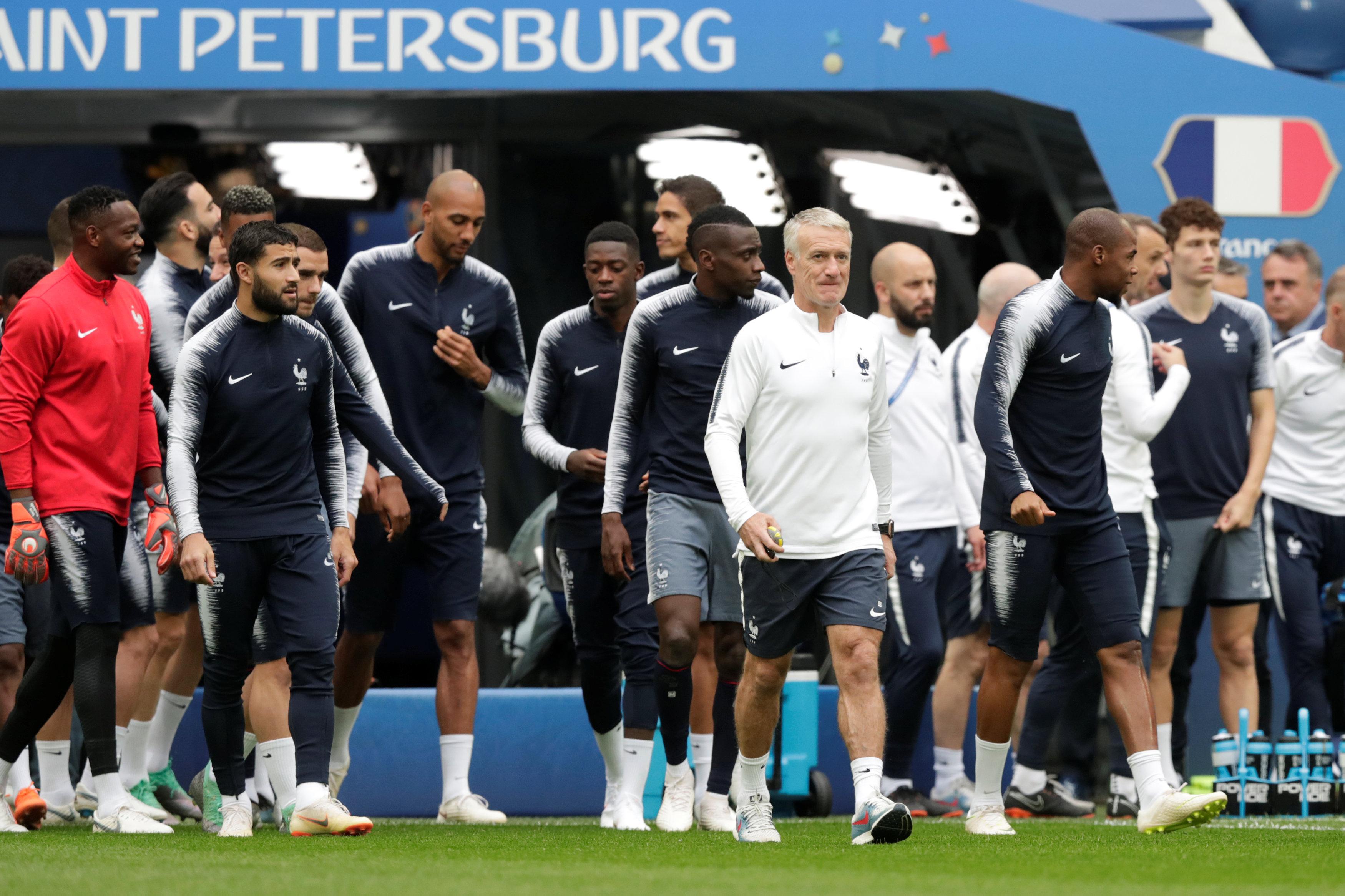 France vs Croatia France form World Cup predictions