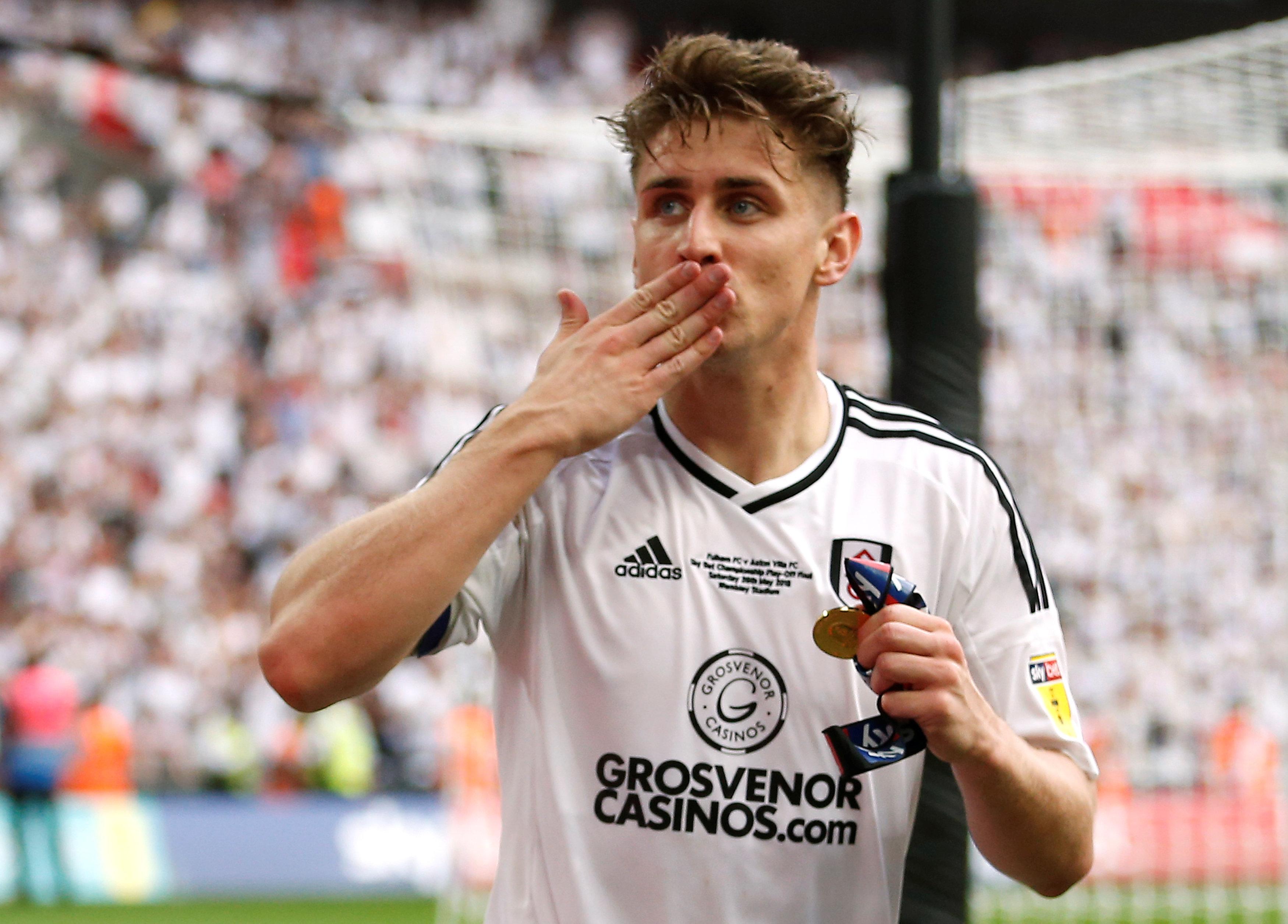 Fulham squad 2018 2019 Tom Cairney
