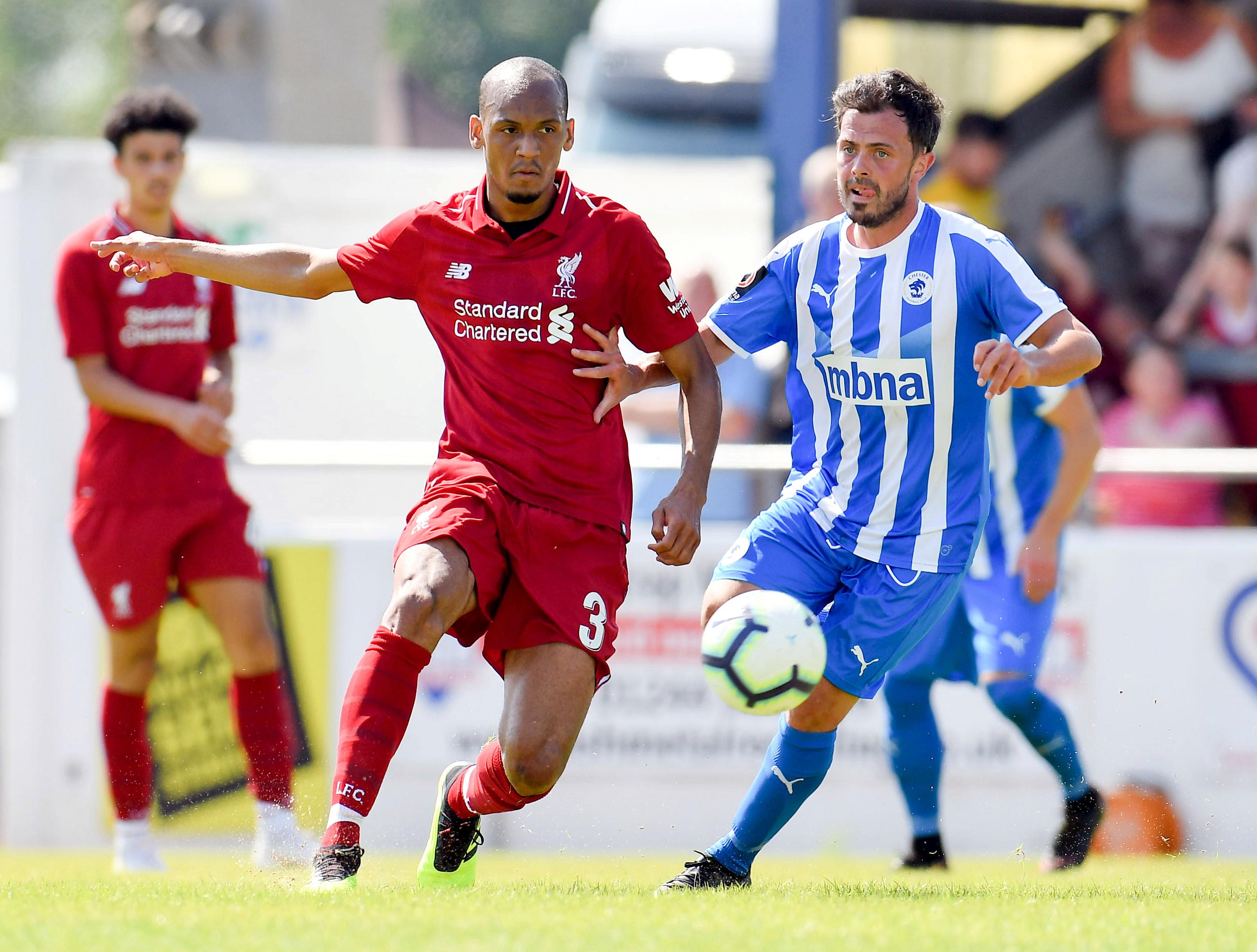 Liverpool FC Squad, Team, All Players 2018 2019 Fabinho
