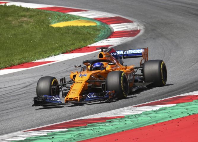 McLaren F1 Driver Salaries