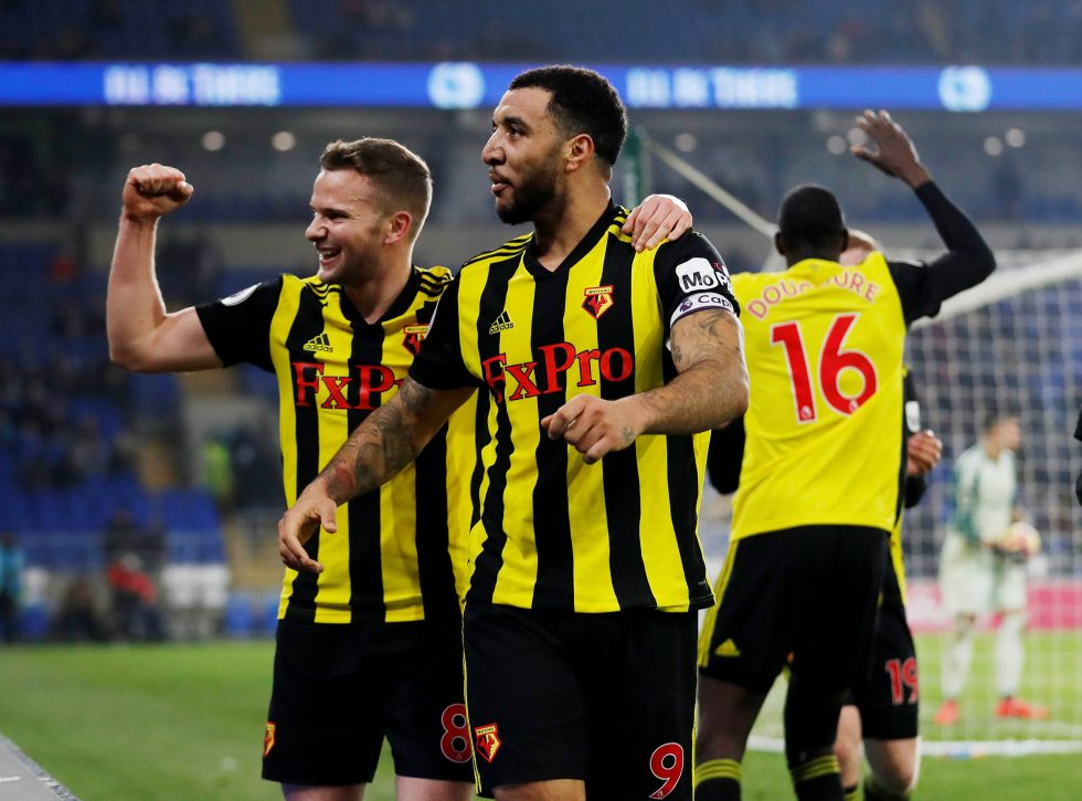 Watford FC Players Salaries 2019
