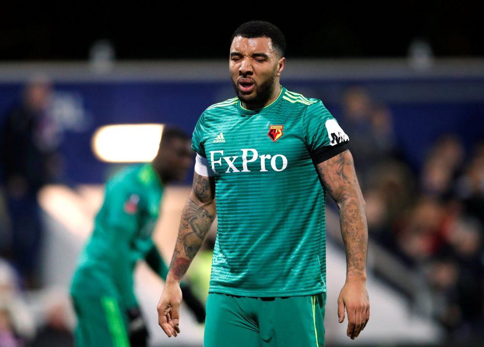 Watford FC highest paid player 2019