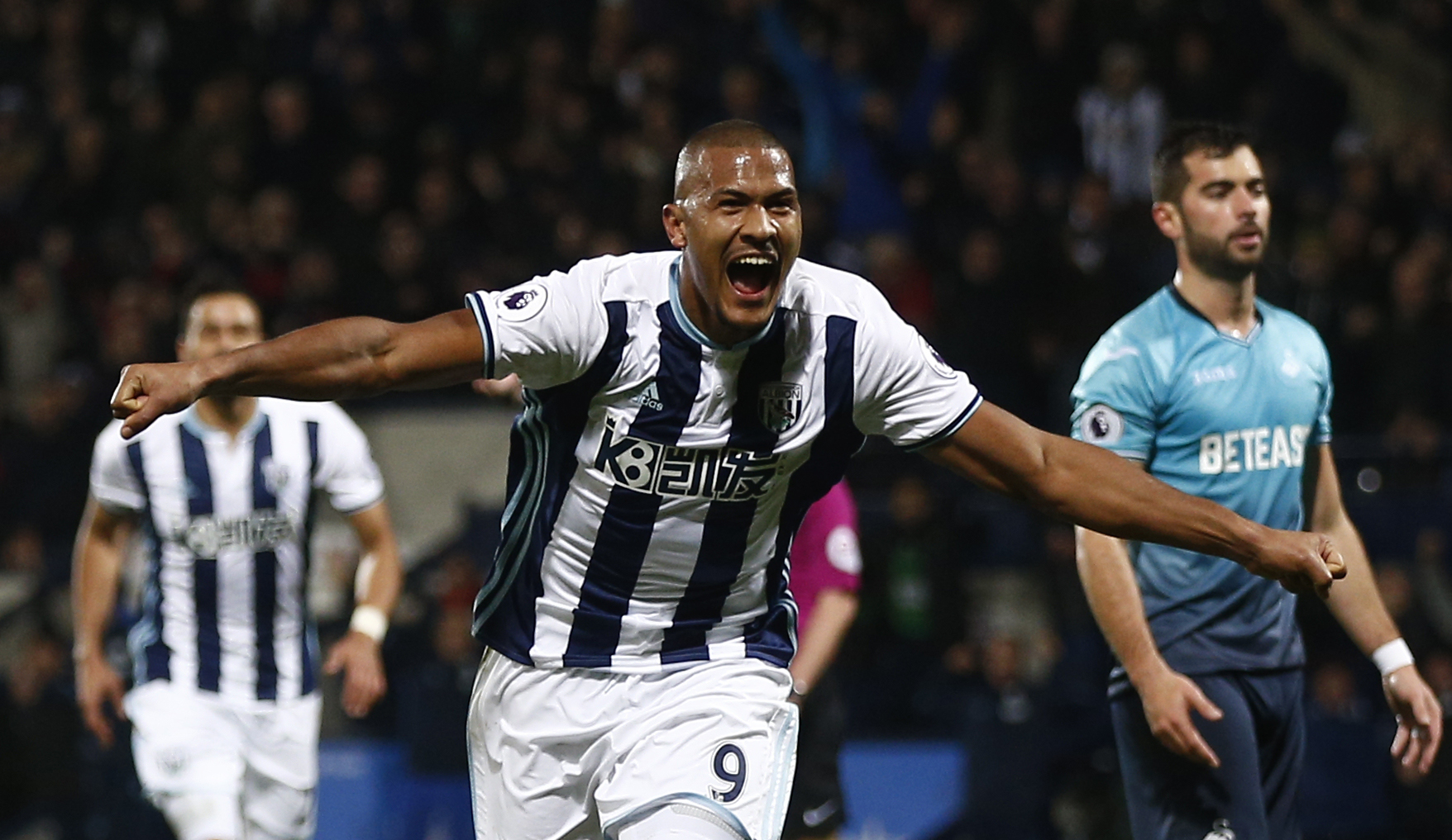 West Brom Transfers List 2019 Salomon Rondon