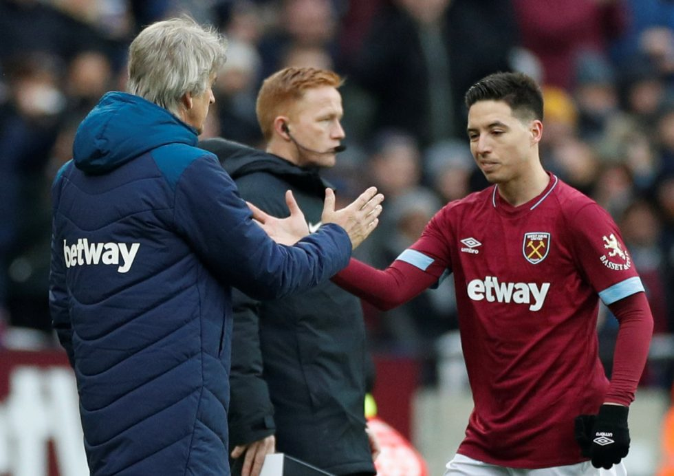 West Ham United new player signings 2018/19- nasri