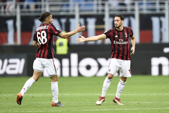 AC Milan Players salaries 2018/19
