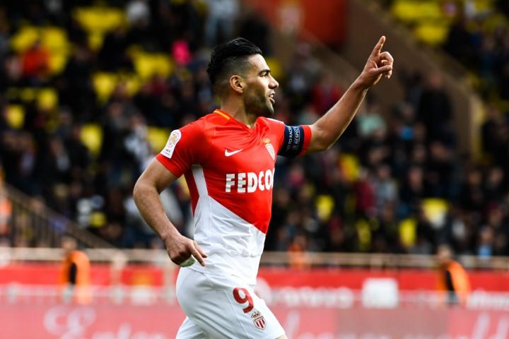 AS Monaco highest earning player Radamel Falcao