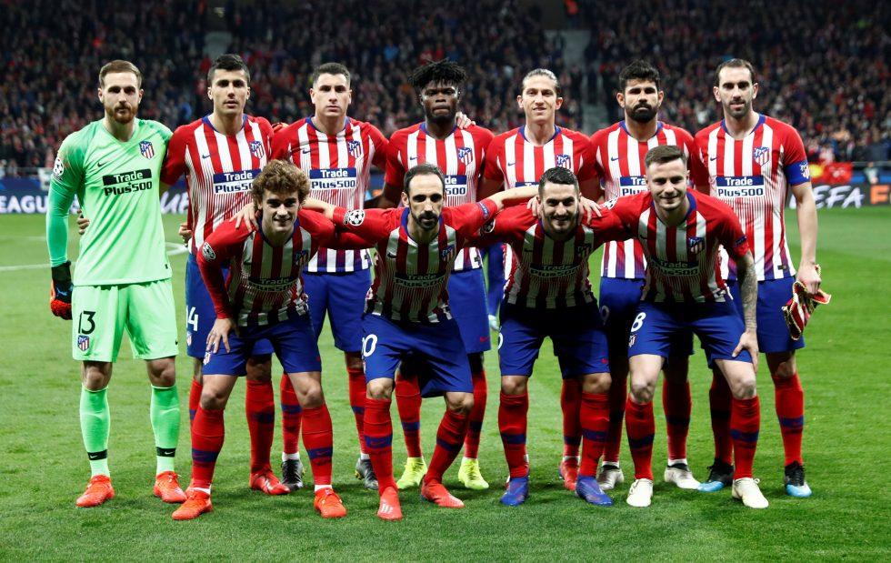 Atletico Madrid transfer news