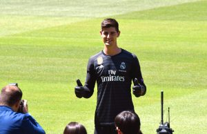Atletico Madrid fans are angry about Thibaut Courtois move to Real Madrid