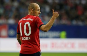 Arjen Robben says joining Bayern is the best decision of his career