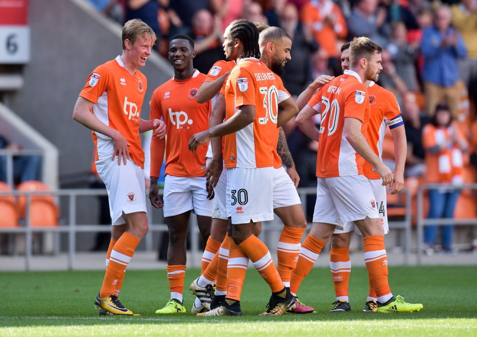 Blackpool FC titles