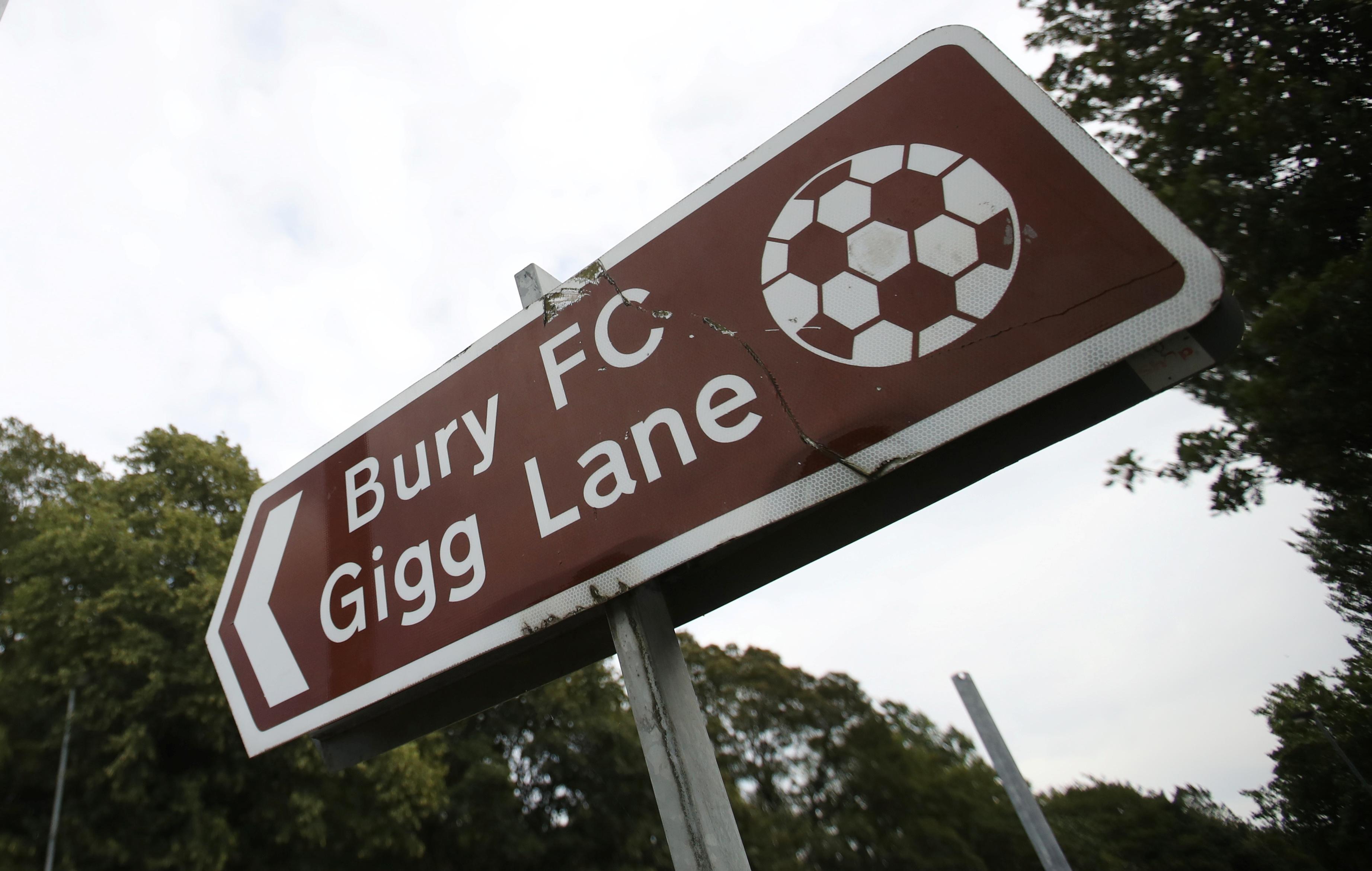 Bury Players Salaries 2021