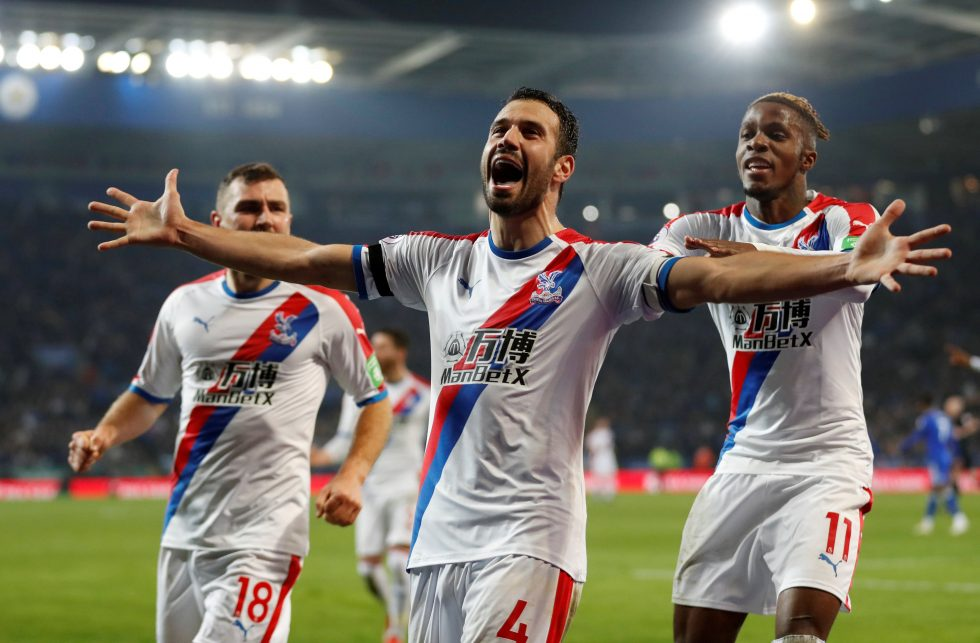 Crystal Palace FC Squad 2019/20: first team all players 2019/2020