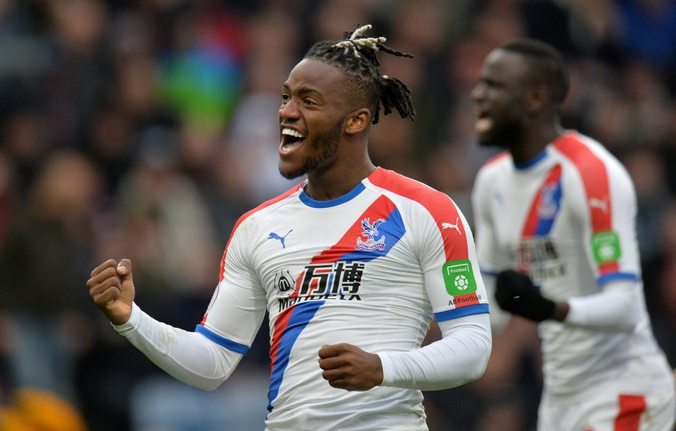 Crystal Palace FC transfer 2018/19
