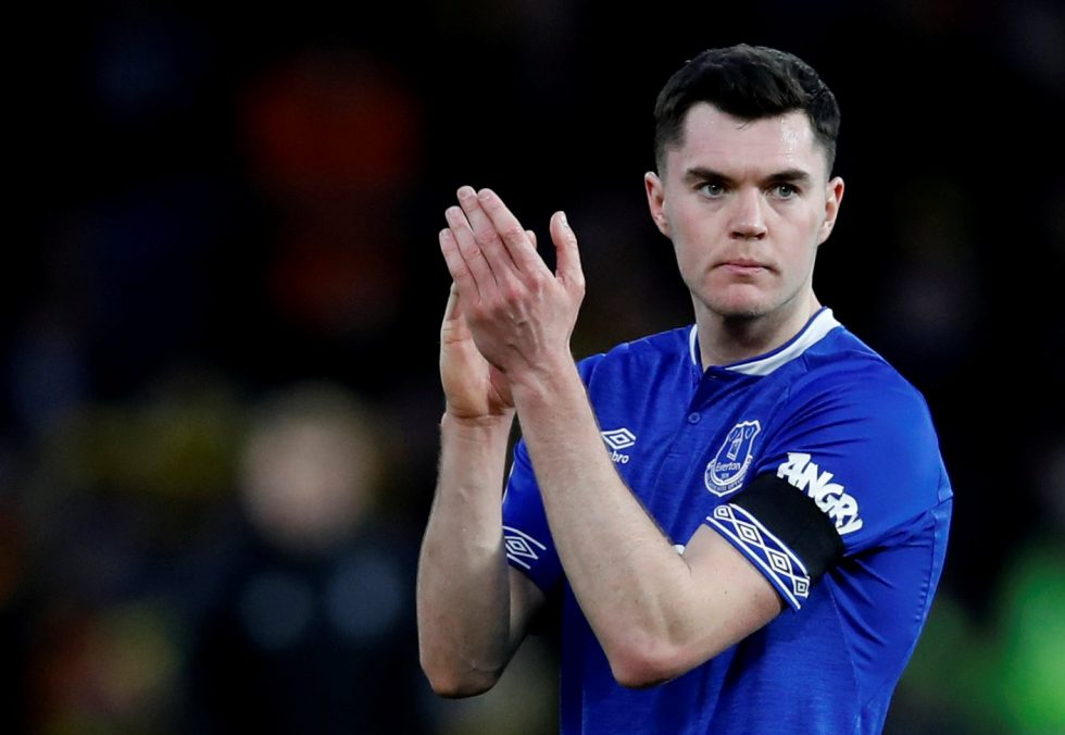 Everton FC full team 2018/19: all Everton defenders 2019
