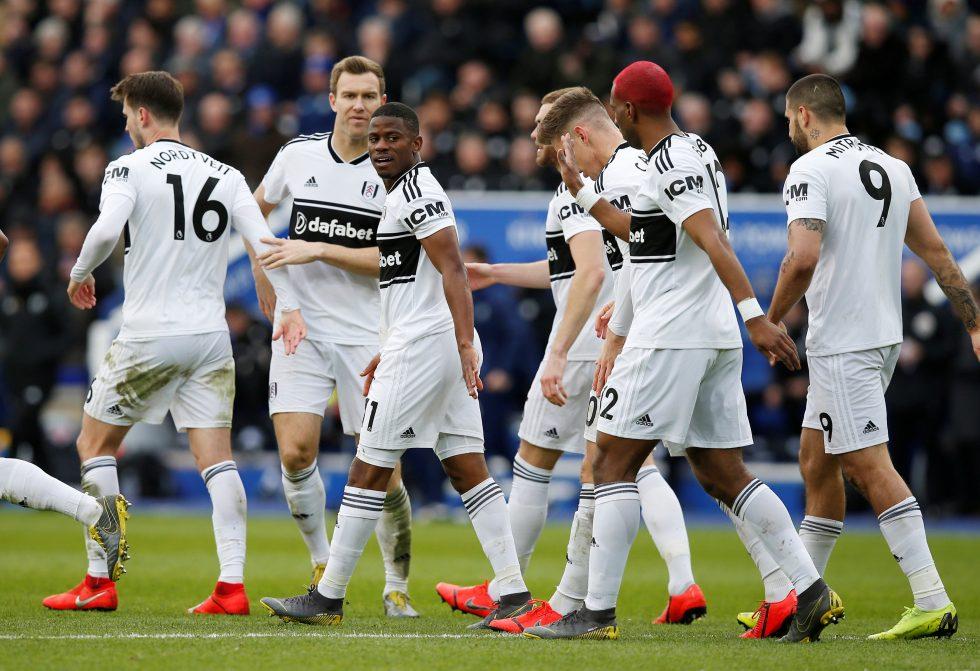 Fulham FC Squad 2018/19