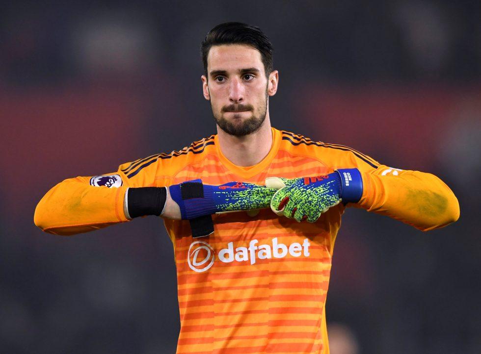 Fulham Goalkeepers 2019- Rico