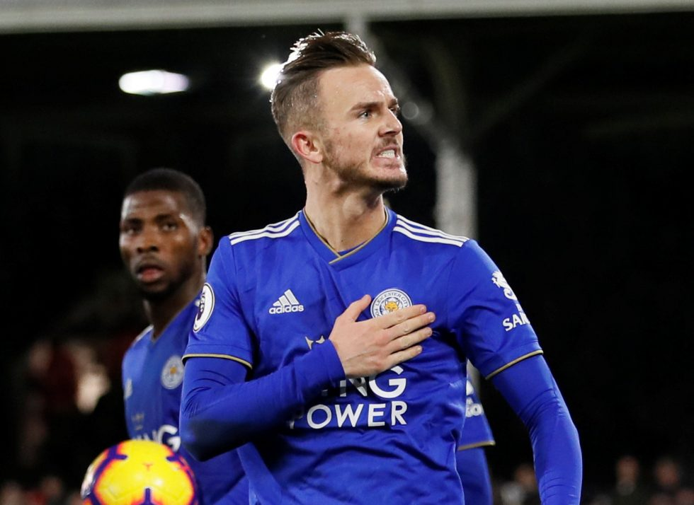 Leicester City new player signings 2018/19- Maddison