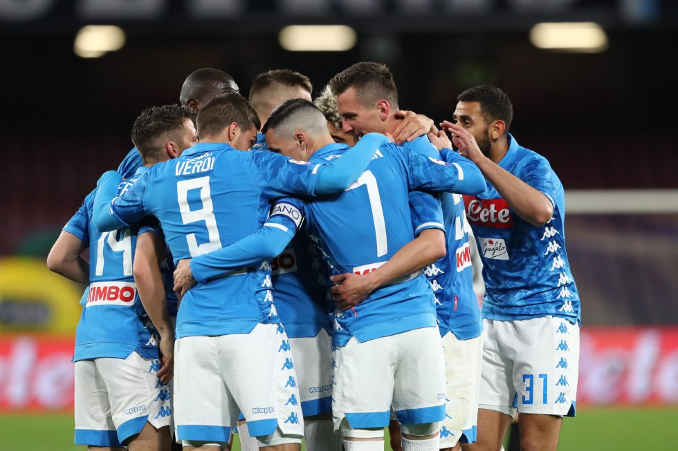 Napoli Player Salaries 2018/19