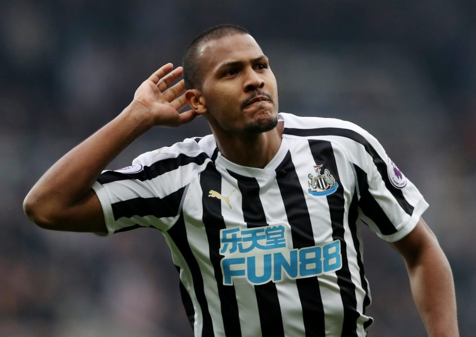 Newcastle United FC Forwards 2019- Rondon