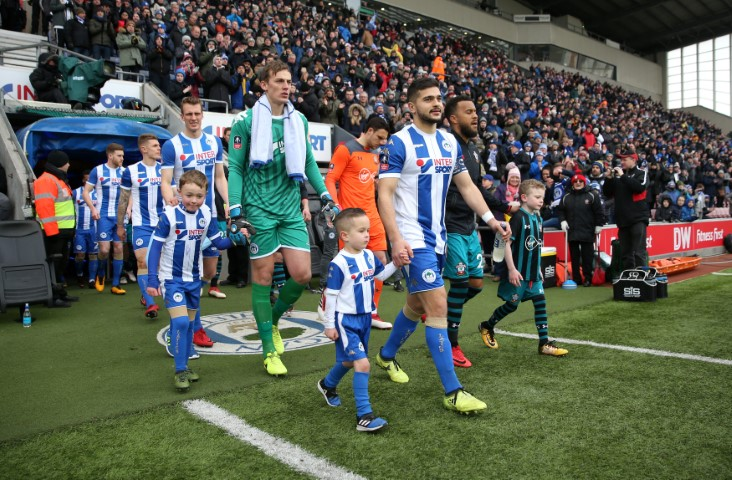 Wigan Athletic players salaries 2020