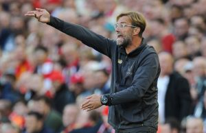 Klopp spoke about the importance of clean sheets