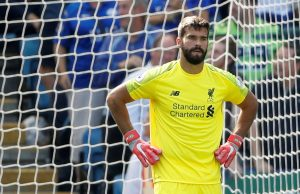 Alisson's mistake was something klopp saw coming