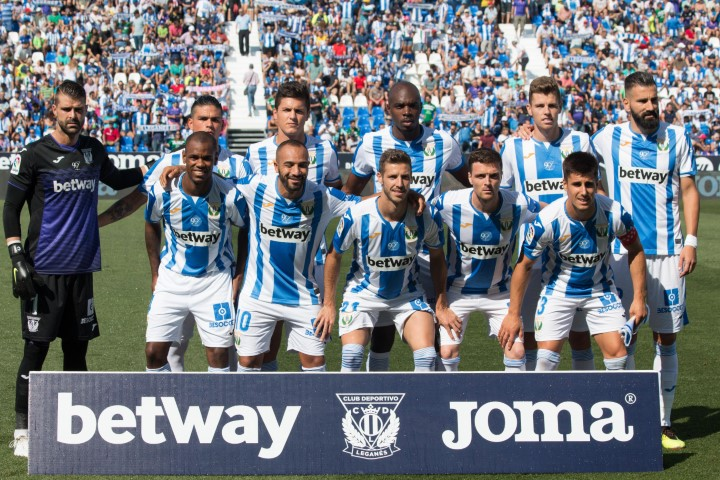 CD Leganes Players Salaries 2018 2019