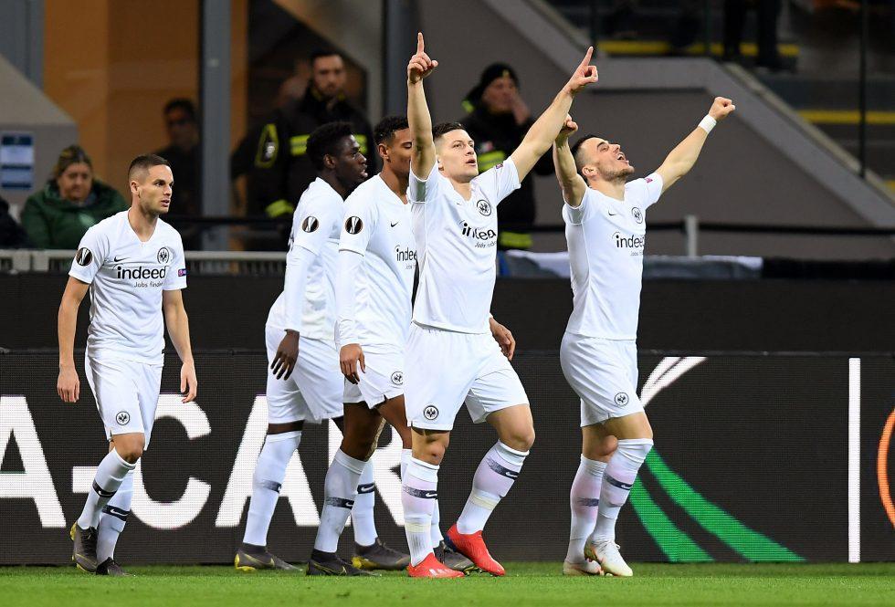 Eintracht Frankfurt Players Salaries 2018/19