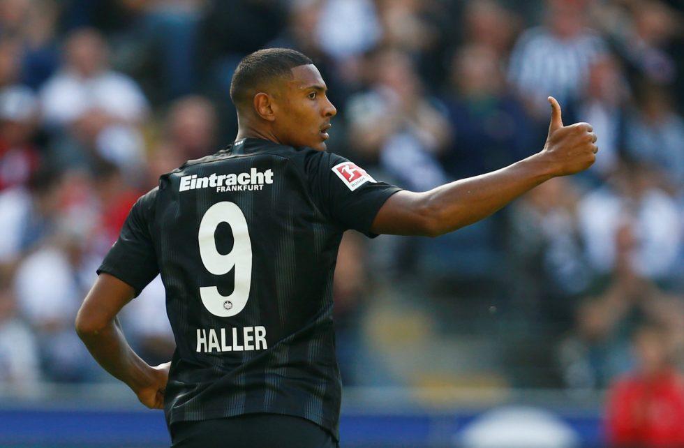Eintracht FrankfurtPlayers Salaries Sébastien Haller