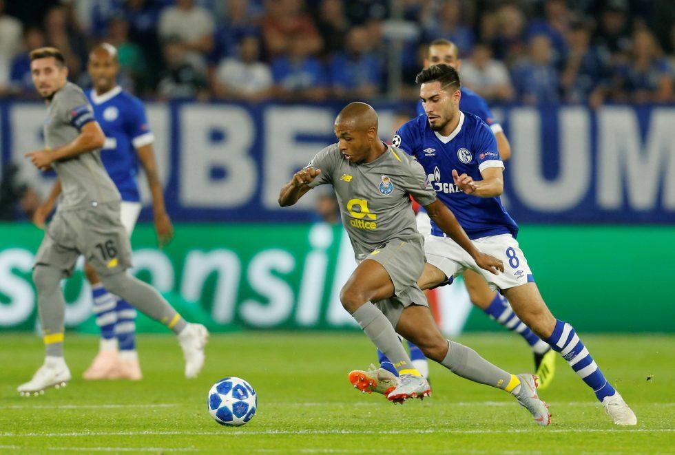 FC Porto Players Wages Yacine Brahimi