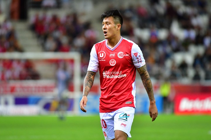 Hyun-jun Suk Stade de ReimsPlayers Salaries