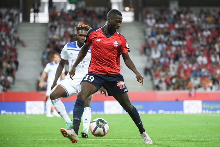LOSC Lille Players Salaries Nicolas Pepe wages
