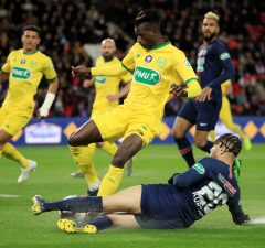 Nantes Players Salaries 2018/19