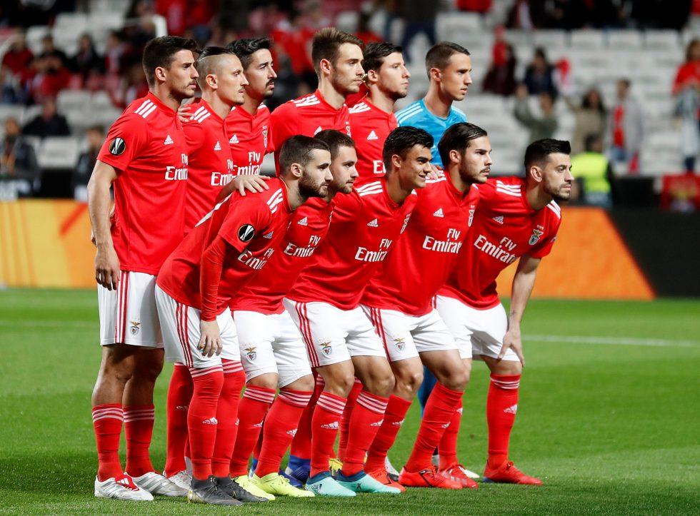 SL Benfica Players Salaries 2018/19