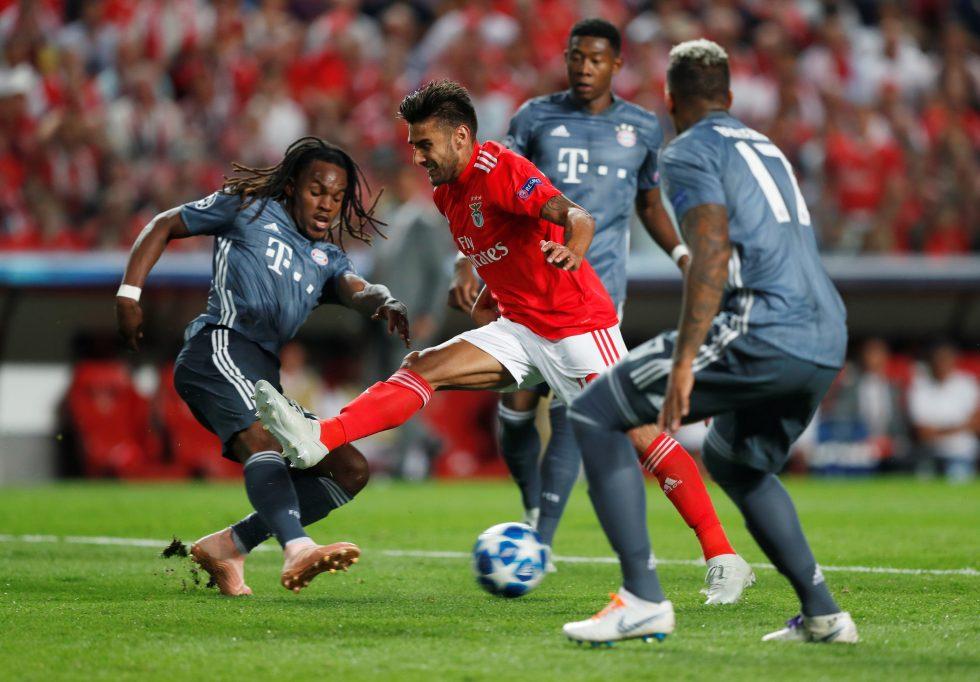 SL Benfica Players Salaries Eduardo Salvio