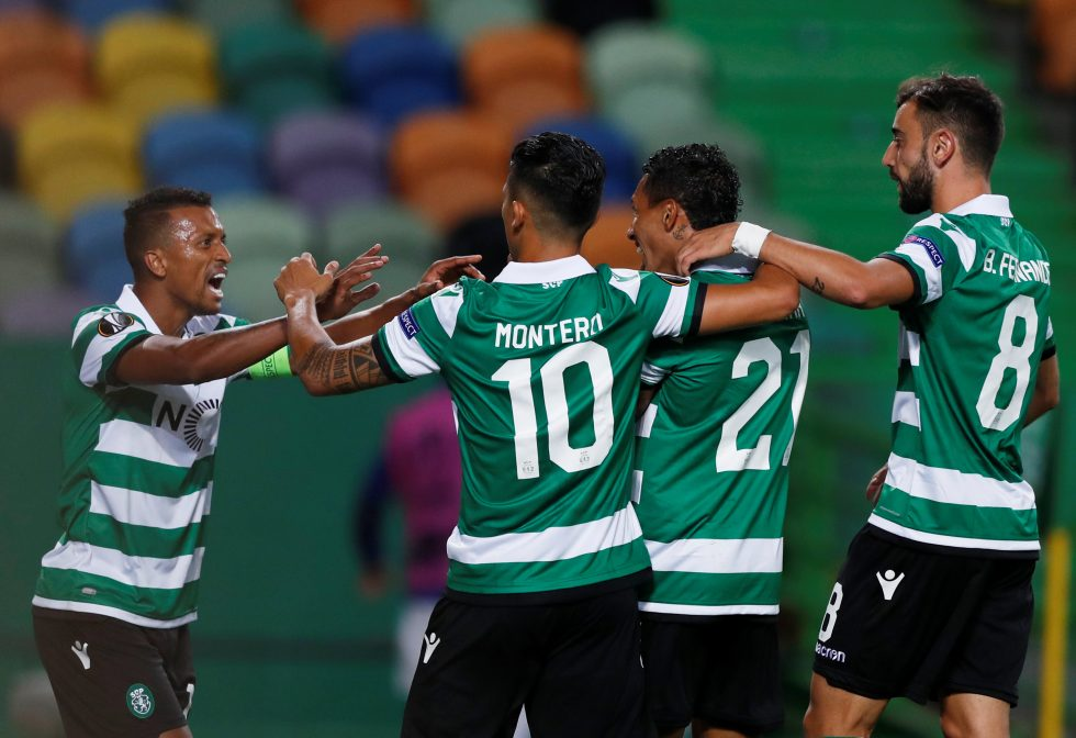 Sporting CP Players wages 2018 2019