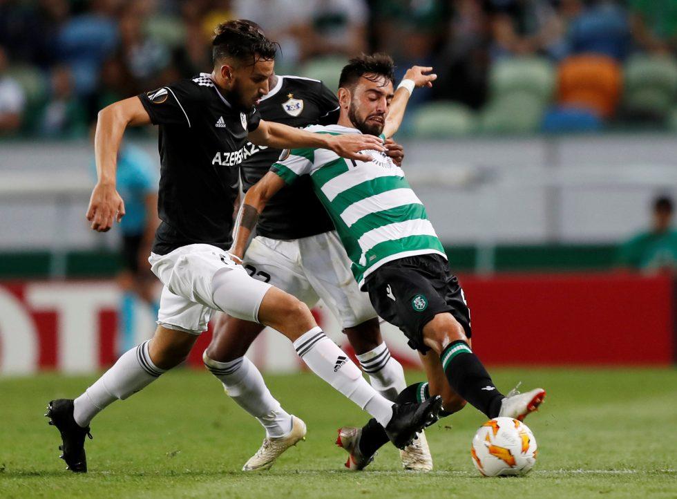 Sporting CP Players Salaries Bruno Fernandes