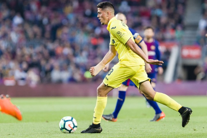 Villarreal CF Player Salaries 2019- Pablo Fornals